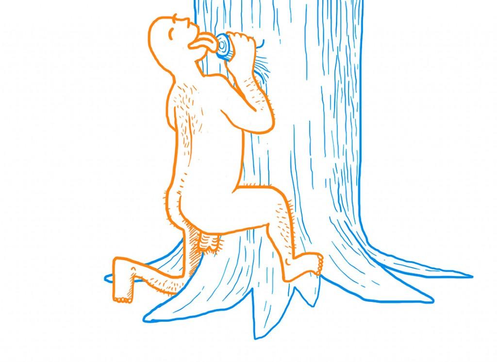 Ilustración Alex Xavier Aceves Bernal